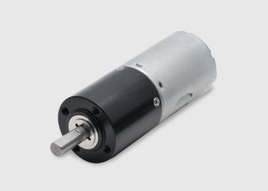चीन Miniature 24 Volt 22mm Tubular worm gear motor for Vending Machine​ , 500 hours life time फैक्टरी