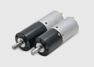 चीन 24 Voltage 3 Speed Miniature Tubular Gearbox for Electric Cuirtain , 88 rpm Rated Speed वितरक